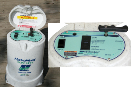 HydroHoist Standard Control package
